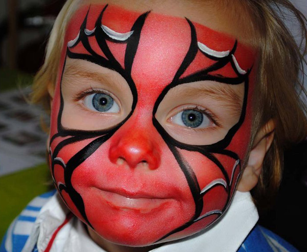 Mickey Mouse Face Painting Step By Images amp Pictures Becuo
