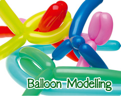 Kids Balloon Modelling