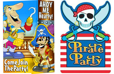 Kids Party - Pirate Party
