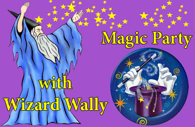 Magic Party with Wizard Wally