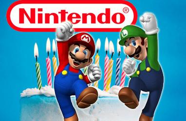 Nintendo Party