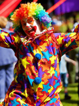 Giggles the Clown - Limerick's Leading Children's Entertainer